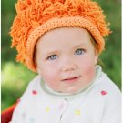 Zooni handmade hat LEO the LION - Large
