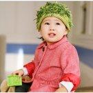 Zooni handmade hat KATE's MOSS Green - XSmall
