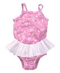 iPlay Ballerina Swimsuit with Tutu - 3T