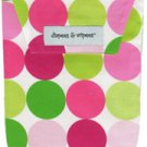 Diapees n Wipees pouch - SORBET DISCO DOT