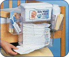 Prince Lionheart Original Diaper Depot diaper storage
