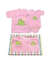 Big Sister Little Sister matching gift Tshirt set - 2T