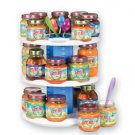 Munchkin Baby Food Organizer with 24 jar capacity