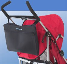 Kiddopotamus Trios Tote 3 in 1 for car and stroller