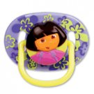 Dora the Explorer infant pacifiers w Swiper the Fox - 6+m