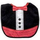 iPlay Dressy Bib - Boy's Tuxedo