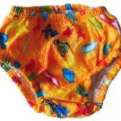 ORANGE Cloth waterproof Potty Training Pants - 18 m