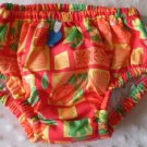 iPlay Ultimate Swim Diaper - Red Elephants - 18m
