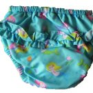 iPlay Ultimate Swim Diaper - Blue Mermaids - 2T