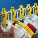Baby Buddy Closet Organizers/Clothes Separators, YELLOW