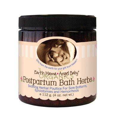 Earth Mama Angel Baby Organic Postpartum Bath Herbs