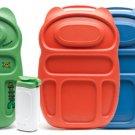 The Goodbyn lunchbox - RED-ORANGE