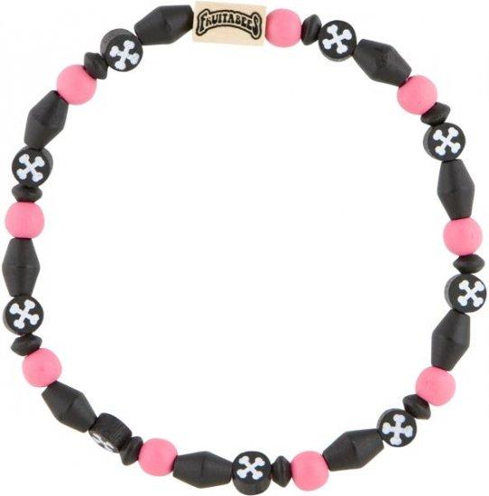 Fruitabee Wooden Bead Necklace - ALICE SKULLY