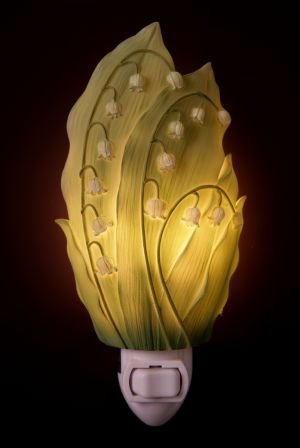 Lily of the Valley Nightlight - Ibis & Orchid Designs