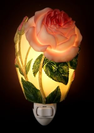 English Rose Nightlight - Ibis & Orchid Designs