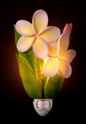 Plumeria Nightlight - Ibis & Orchid Designs