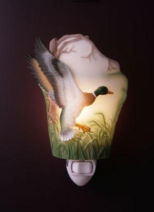 Mallard Duck Nightlight - Ibis & Orchid Designs