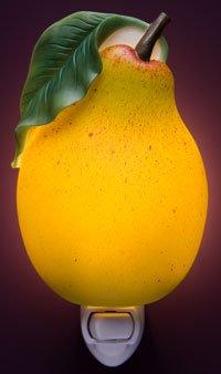Pear Nightlight - Ibis & Orchid Designs