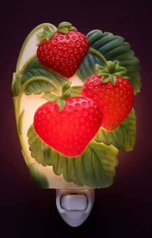 Strawberry Nightlight - Ibis & Orchid Designs