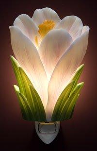 Crocus Nightlight - Ibis & Orchid Designs