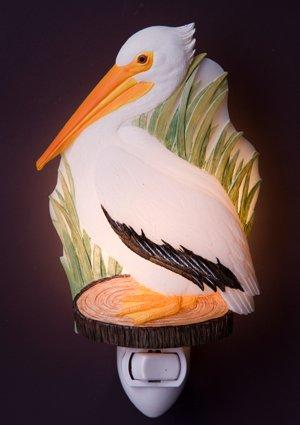 Pelican Nightlight - Ibis & Orchid Designs