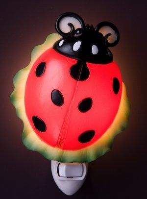 Big Ladybug Nightlight - Ibis & Orchid Designs