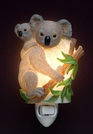 Koala Bears Nightlight - Ibis & Orchid Designs