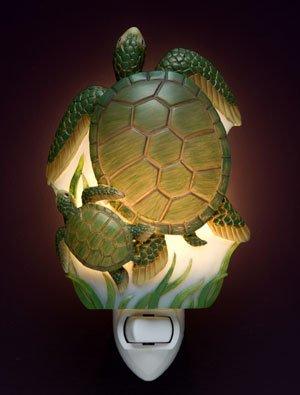 Sea Turtles Nightlight - Ibis & Orchid Designs