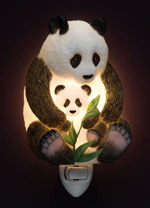 Panda Bears Nightlight - Ibis & Orchid Designs