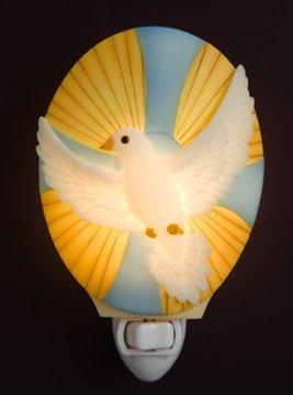 Radiant Dove Nightlight - Ibis & Orchid Designs