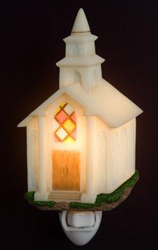 Chapel Nightlight - Ibis & Orchid Designs