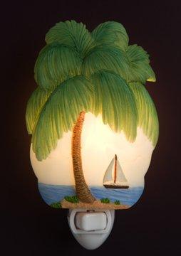 Palm Tree Nightlight - Ibis & Orchid Designs