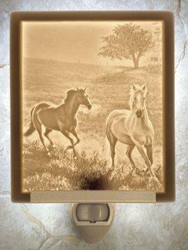 Powder Puff Belle Rose Farm Classic Lithophane Collection