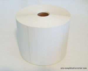 3 pack direct thermal roll 1000 4x3 labels per roll