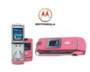 "Motorola V3 Razr Limited Edition ""Light Pink"" Cellular Phone (Unlocked)"